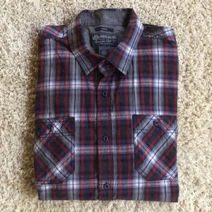 American Rag Men's Shirt - Size Large